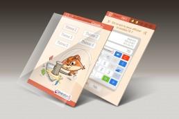 Dominique SENON - interface graphique Androïd
