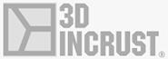 Logo 3D Incrust