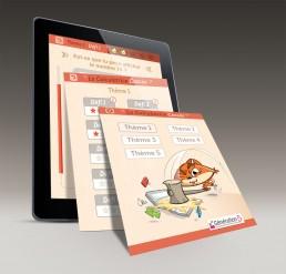 création interface appli