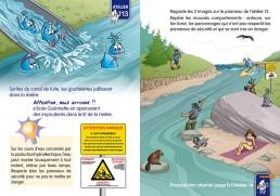 illustration brochure