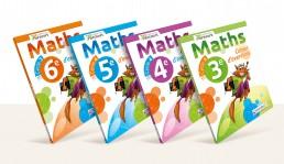 Dominique SENON - couverture cahiers maths
