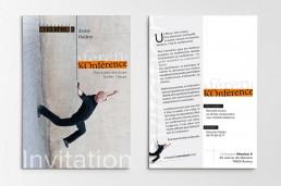 Création graphique flyer A5