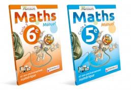 couverture manuel maths