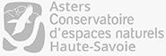 Logo Asters conservatoire d'espaces naturels hte Savoie