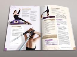 création mise en page brochure