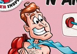 Dominique Sénon - Création personnage mascotte