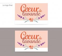 Logo Cœde lavande Dominique Sénon
