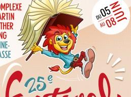 Création mascotte Festival libre jeunesse d'Annemasse