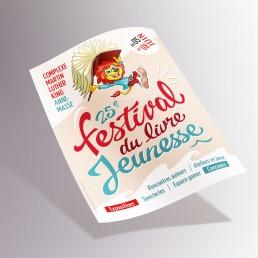 SENON Graphiste affiche festival d'Annemasse