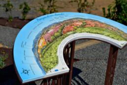 illustrations table de lecture